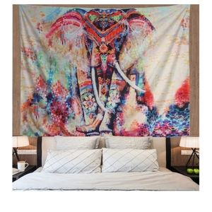 🆕️ Psychedelic Indian Decorative Tapestry
